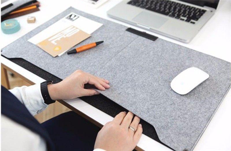 マウスパッドマットゲル波状マウスパッド手首レストサポートデスクトップpcラップトップゲーミングマウスマットに