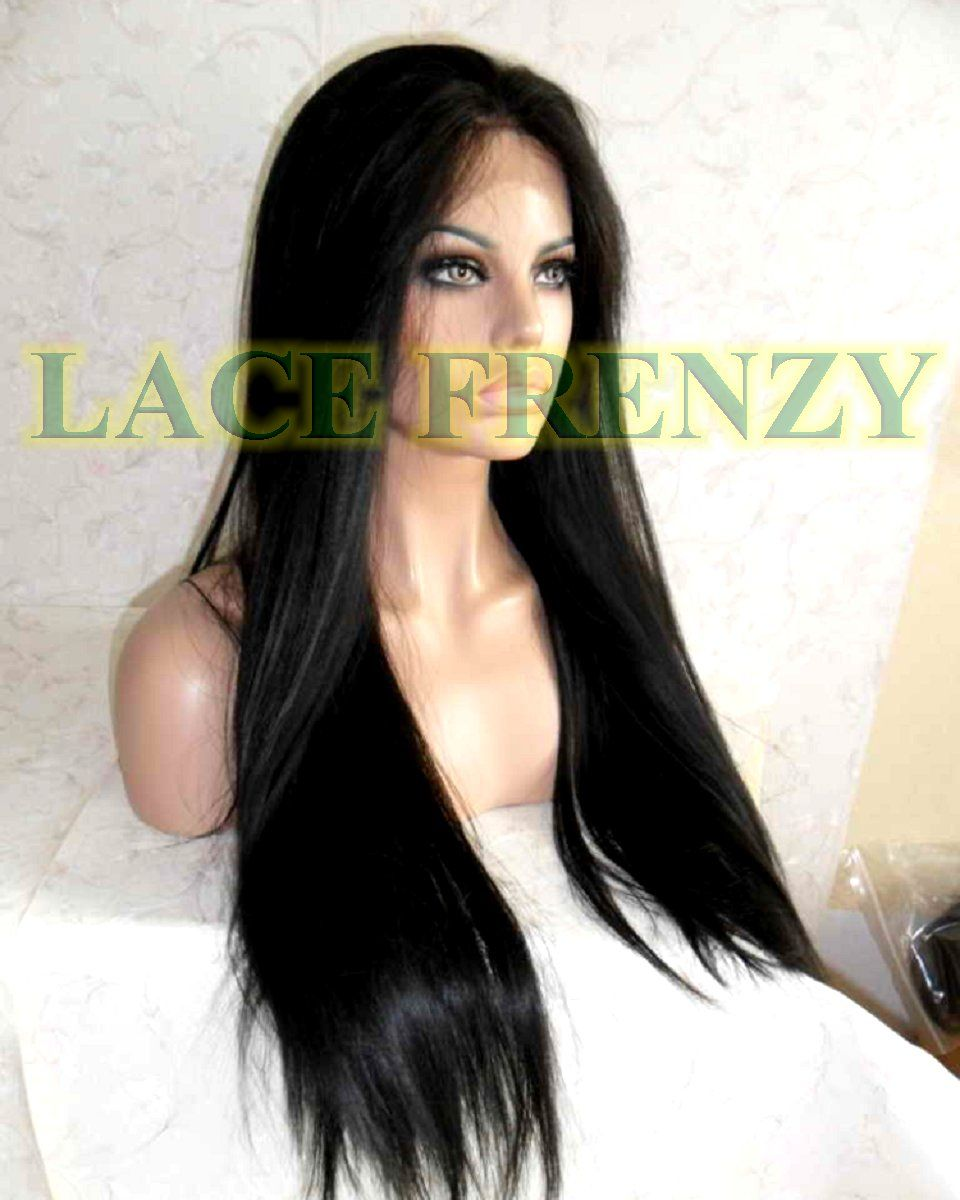 Yolanda Straight Lace Front Wig Lace Frenzys Limited Edition