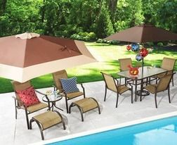 Exceptionnel 12 Pc. Catalina Patio Sets From The Christmas Tree Shops $399.99