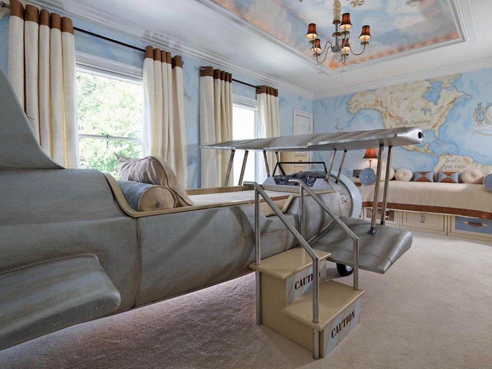 Τα παιδικά δωμάτια της ανείπωτης χλιδής: Ετσι μεγαλώνουν οι γόνοι των πολυεκατομμυριούχων [εικόνες] | iefimerida.gr