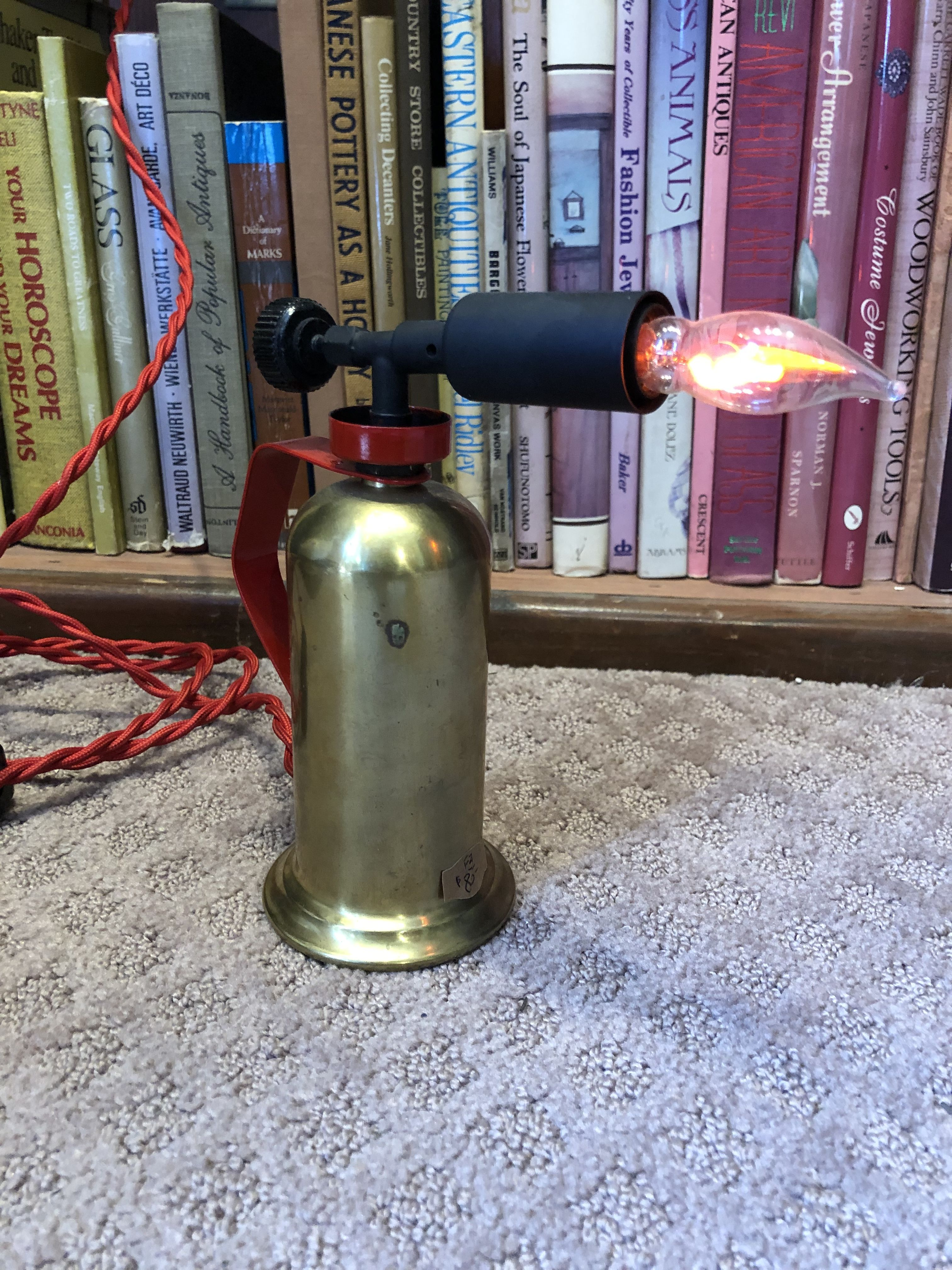 Torches Tuned Lamps