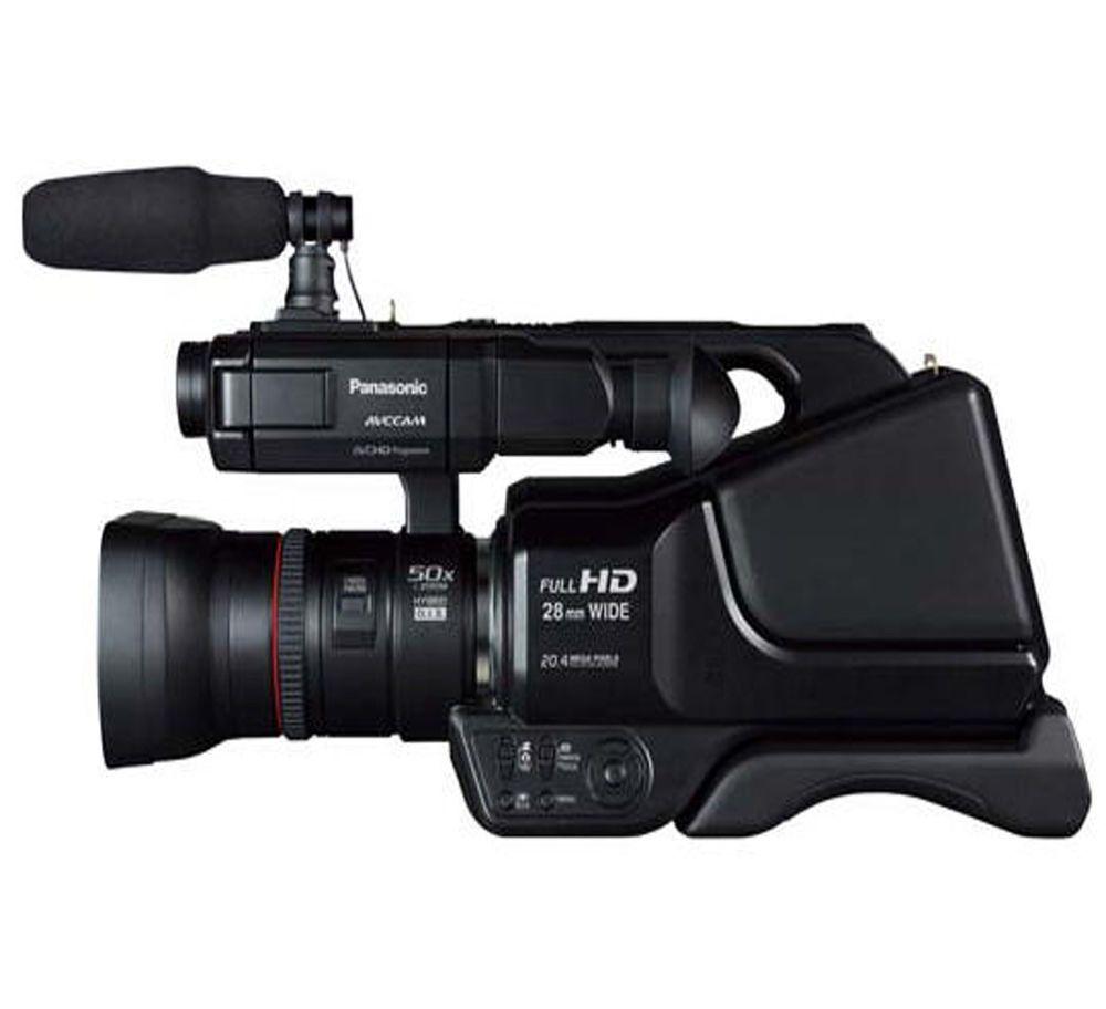 Panasonic - HC-VX1 HD Flash Memory Camcorder - Black