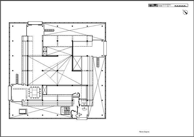04 Museo Nacional De Bellas Artes De Occidente Tokio 1957 1959 Le Corbusier Architecture Diagram