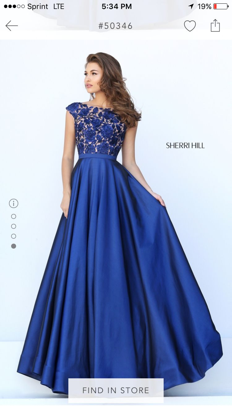 Sherri hill | Prom Dress | Pinterest | Abendkleider, Ballkleider und ...