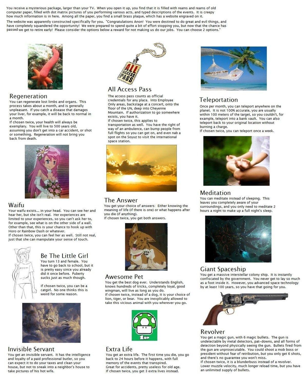 CYOA Dump Part 7   CYOA stuffage   Cyoa, Make a choice