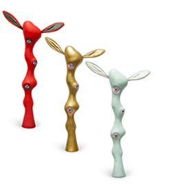 YHWH Vinyl Figures - Red, Gold and Blue Edition  http://www.porterhouseart.com/product_p/p066-rgc-set.htm