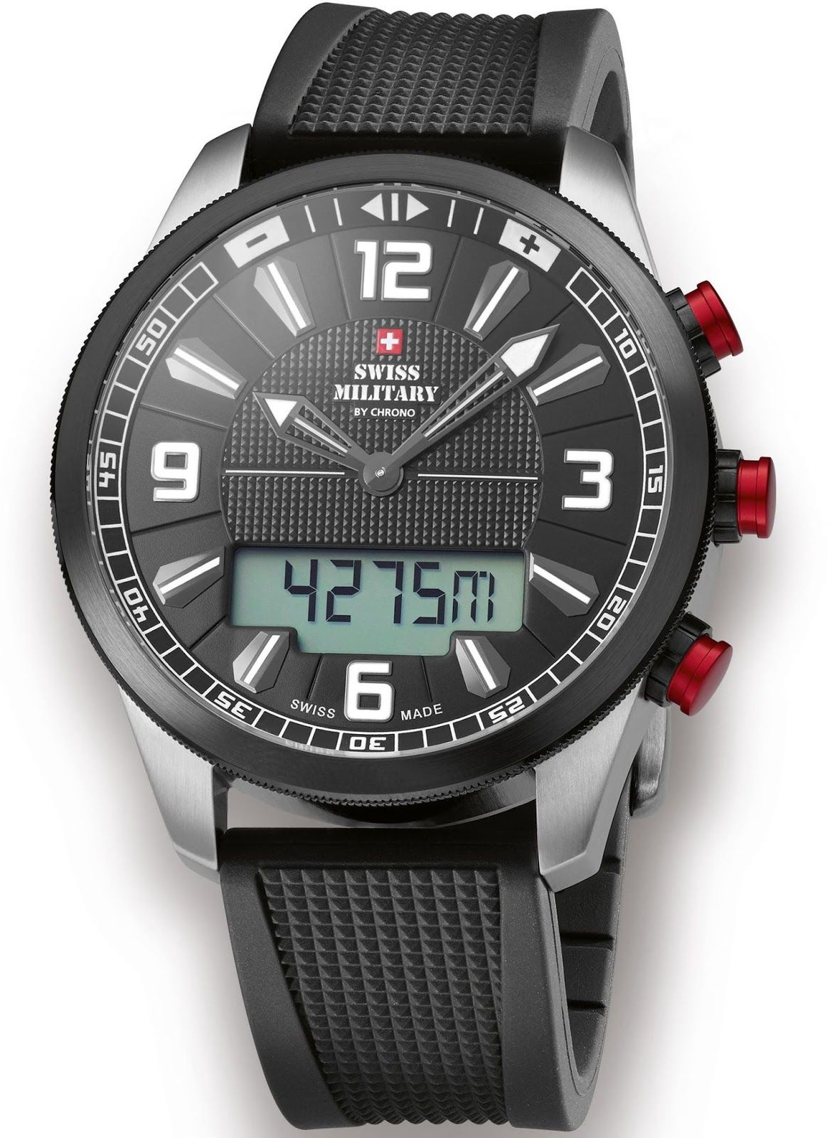 Master Horologer  Swiss Military by Chrono - SM34054 Limited Edition ... e8cdff333a6