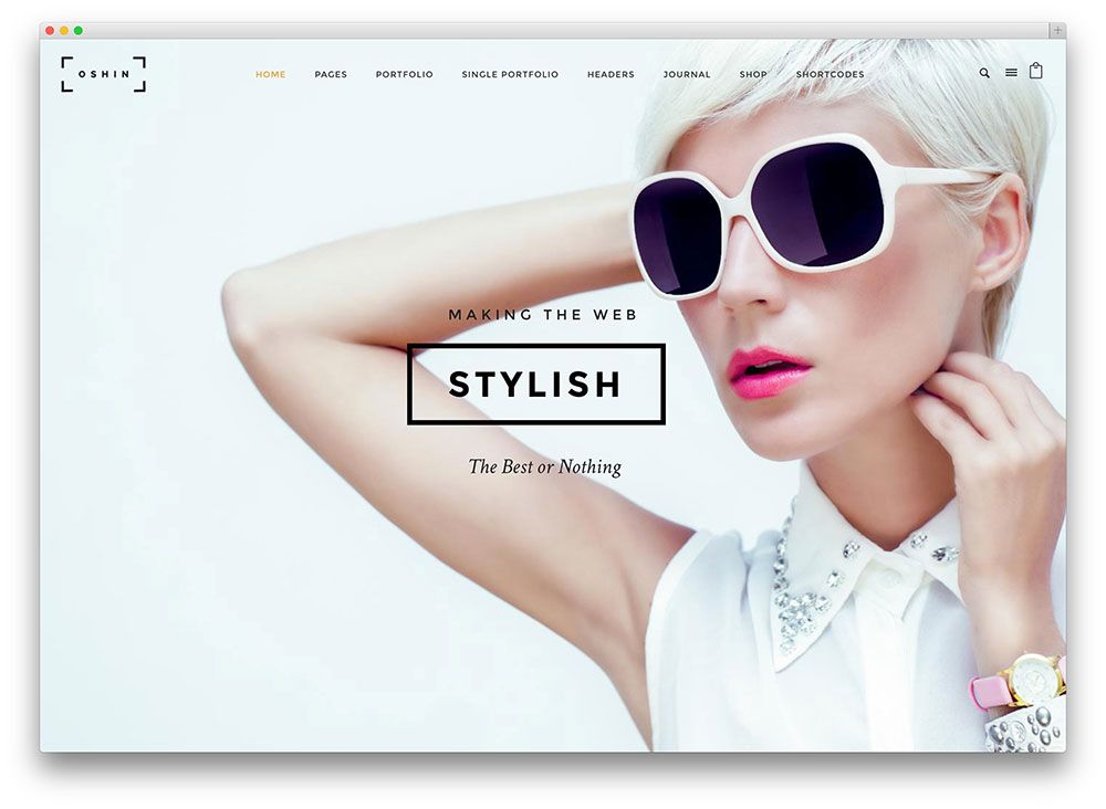 The complete collection of the best WordPress minimalist themes ...