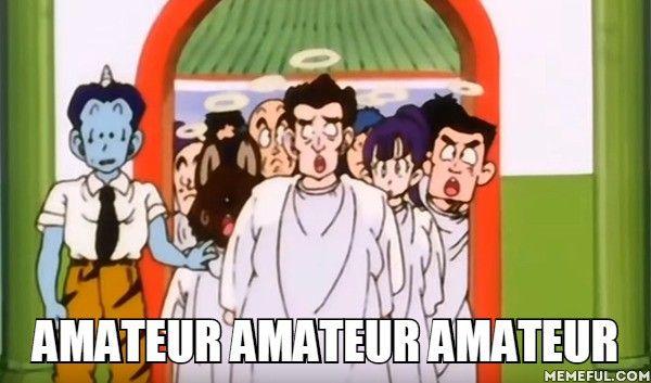 AMATEUR AMATEUR AMATEUR