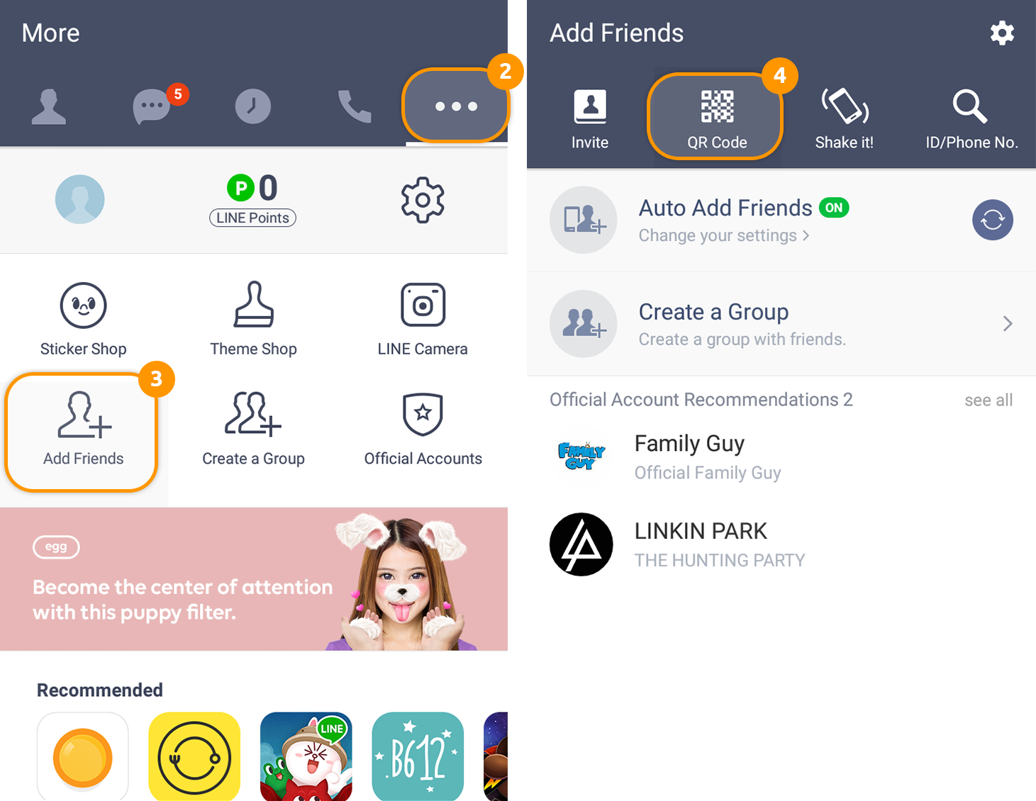 LINE App for Android Line web, Instant messaging, How to