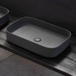 Ceramica Cielo Lavabo Shui.Shui Comfort Lavabo D Appoggio Lavabi Lavandini