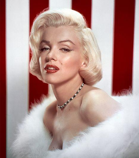 Marilyn Monroe (1926-1962) A legendás Marilyn Monroe sokkal inkább páratlan szexepiljével hódított, mint színészi játékával. Bár a kamerák előtt csillogott igazán, legendássá mégis házasságai, számtalan botrányos viszonya, valamint titokzatos halála tette.
