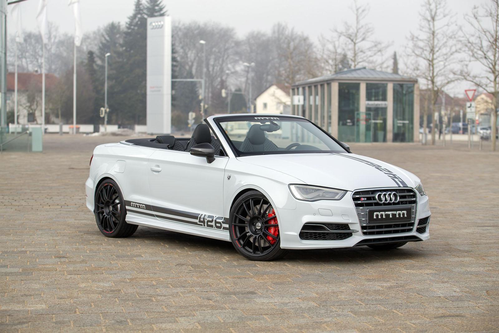 Audi s3 cabrio by mtm tuningcult com