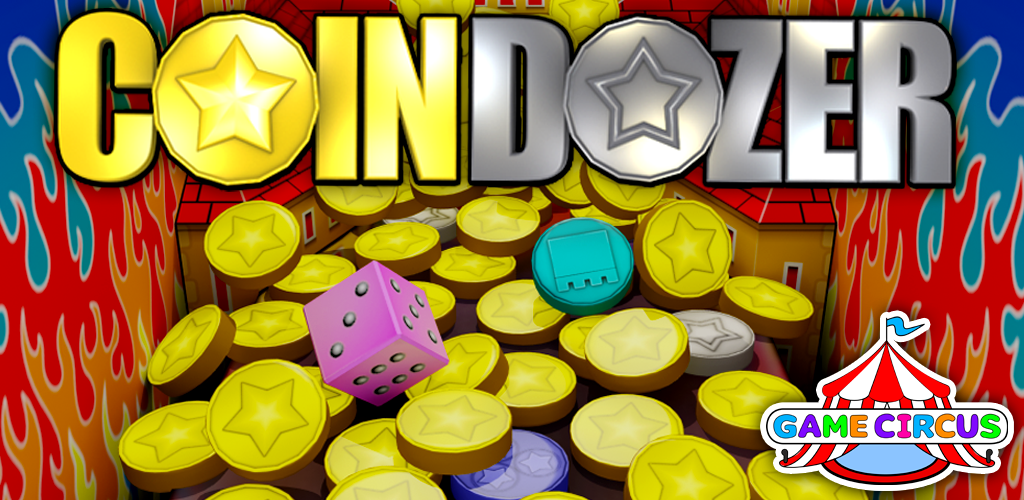 Coin Dozer - ORIGINAL and BEST coin pushing game! Drop some coins
