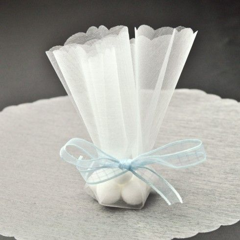 Tulle Favor Bags Google Search