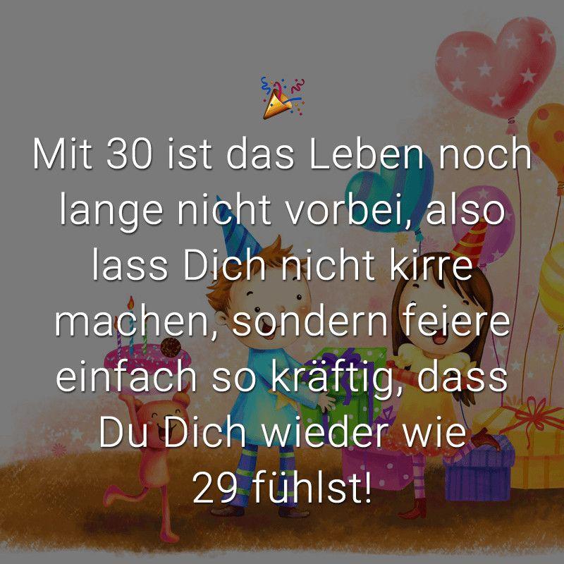Besten Geburtstagssprüche