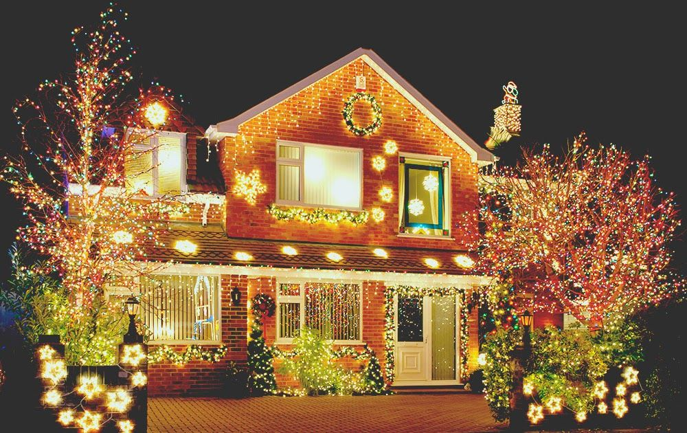 10 Best Solar Christmas Lights Reviews And Ratings For 2020 Wholesale 60cm Pl In 2020 Outdoor Christmas Lights Solar Christmas Lights Commercial Christmas Decorations