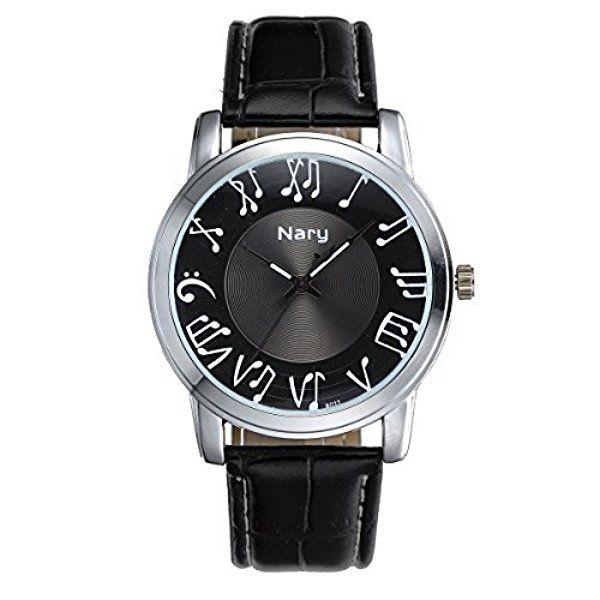 JewelryWe accesorios Reloj de hombre y mujer correspondencia