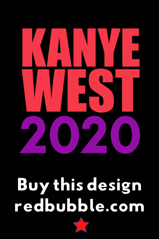 Black Bold Colors Kanye West 2020 In 2020 Kanye Merch Kanye Classic T Shirts