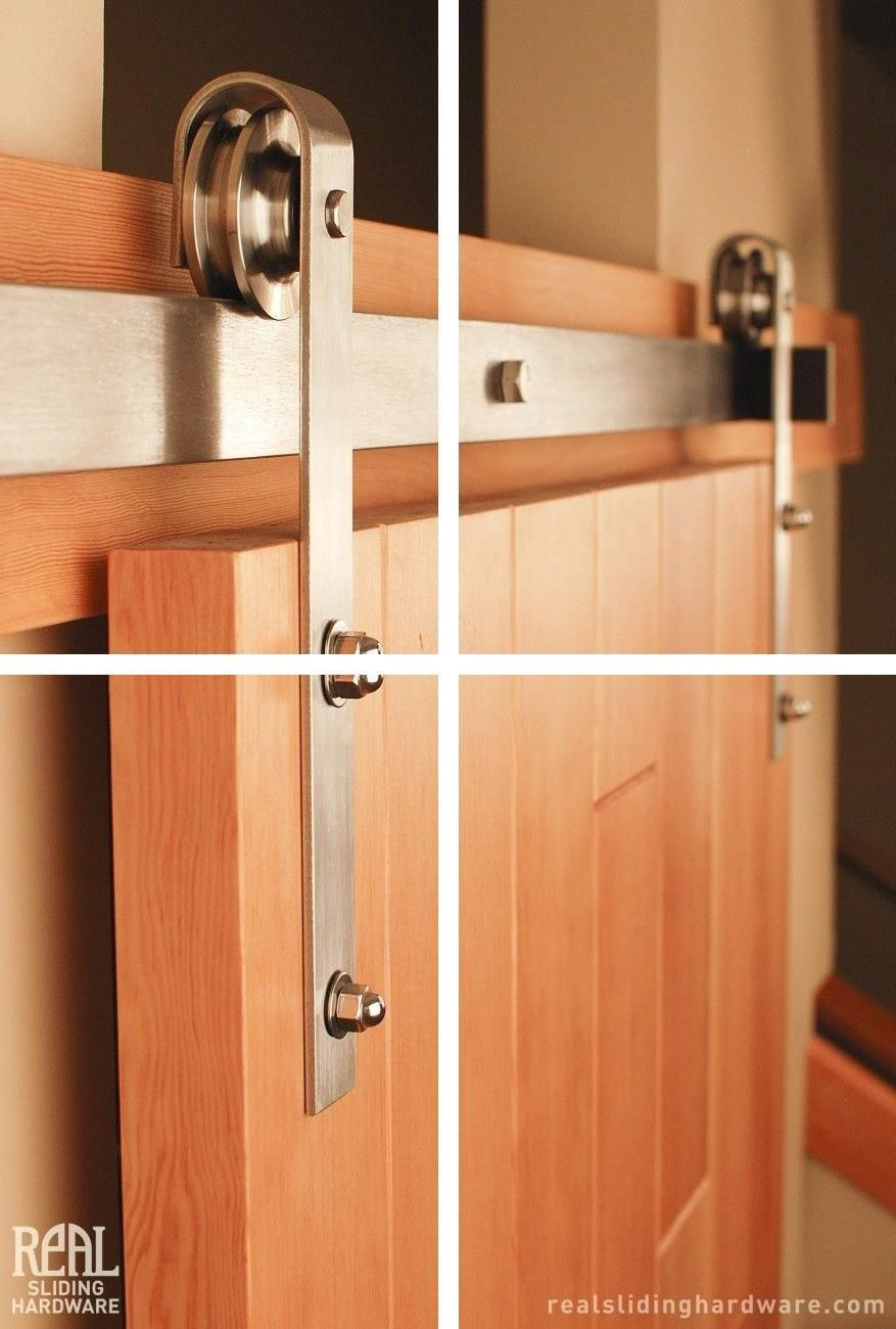 Sliding Barn Door Hardware Kit Residential Barn Door