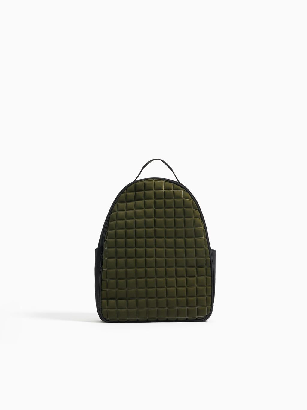 c2d4a087b8 Image 1 of BACKPACK WITH INTERCHANGEABLE FLAPS from Zara