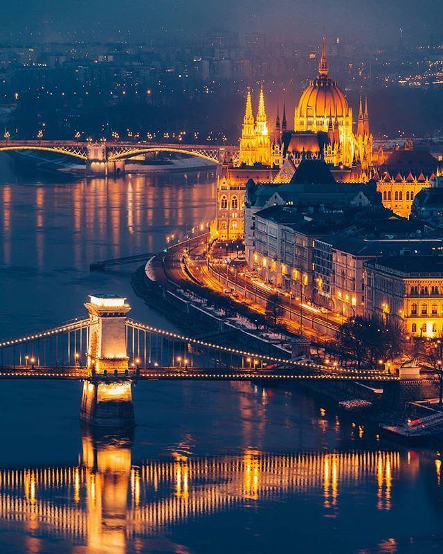 Budapest Hungary Budapest Budapest Nightlife Places Around The World