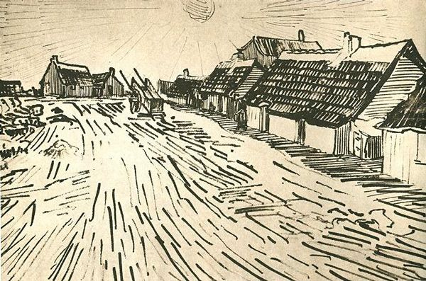 Maisonnettes Les SAINTES MARIES 1888
