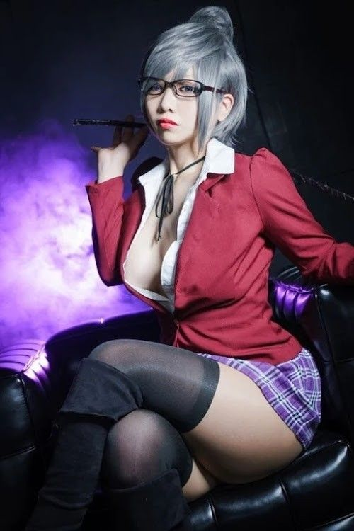 Cosplay Anime, Cosplay Girls, School Girl Outfit, Sexy Asian Girls, Comic  Art