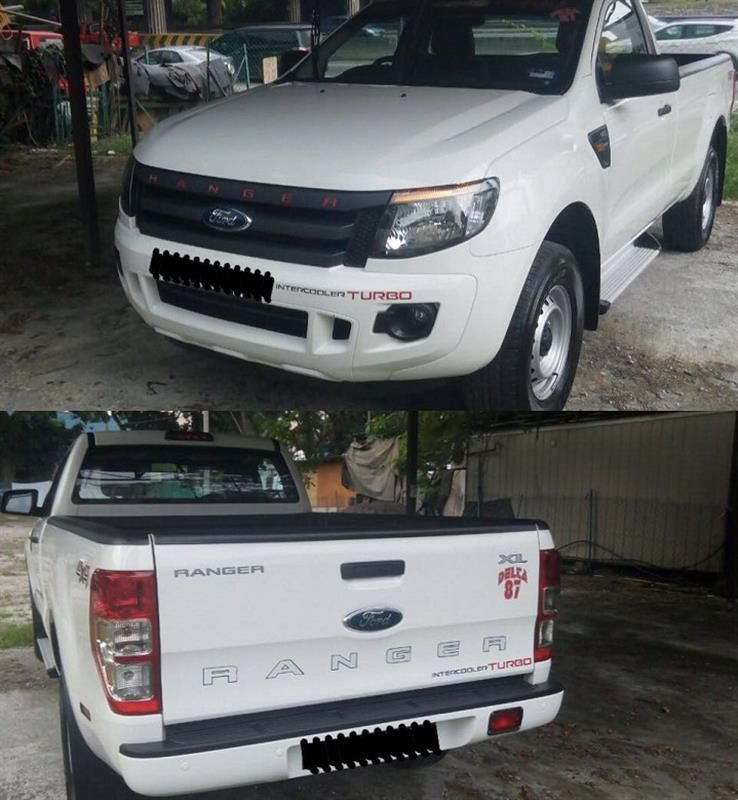Used 2014 Ford Ranger 2.2D (M) Sambung Bayar For Sale (RM 19,500 ...