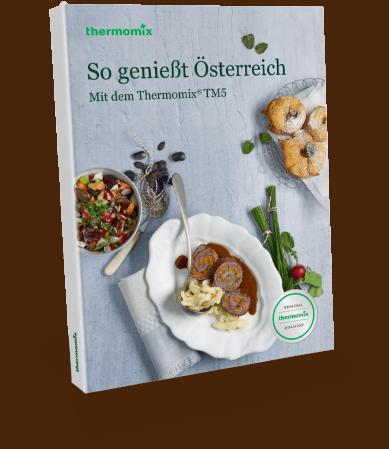Was Koche Ich Heute Mehlspeisen Bücher Kochbuch So Genießt Österreich Für Tm5 Thermomix Kochbücher Rezepte Österreichische