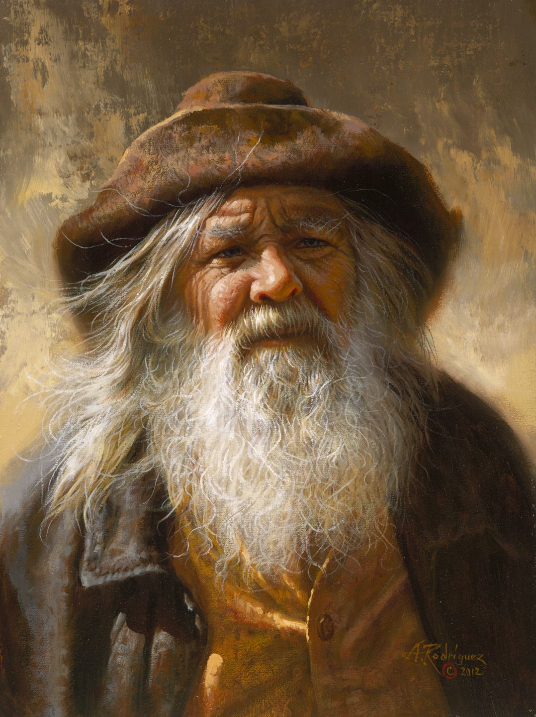 Top Gold Rush Style by Alfredo Rodriguez | Portraits | Pinterest  AA22