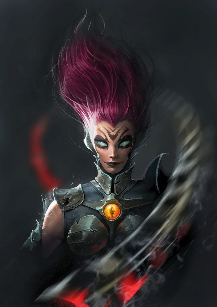 Darksiders 3 Fury By Clonerh Clothes Ideas Pinterest