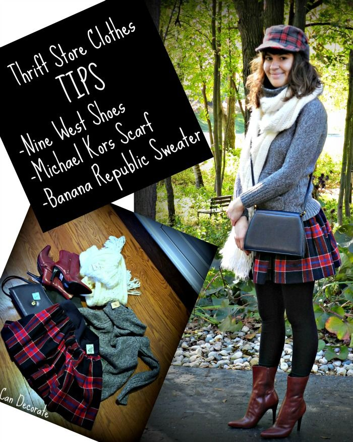 Things you may not know when shopping for clothes at the thrift store!