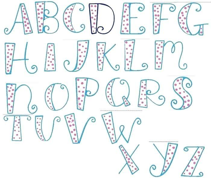 Resultat De Recherche Dimages Pour Cute Typography Alphabet
