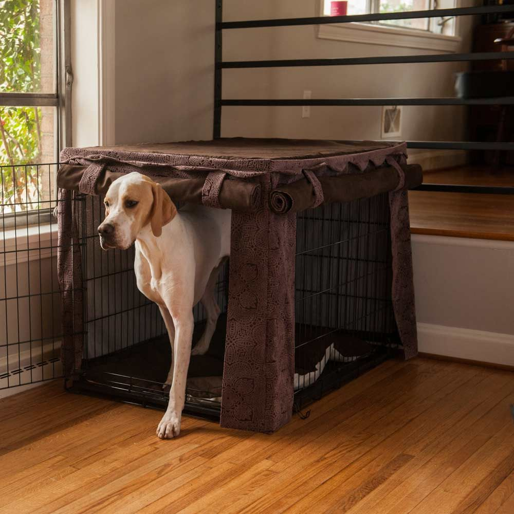 Cabana Dog Crate Cover By Snoozer 15 Colors Fabrics Dog