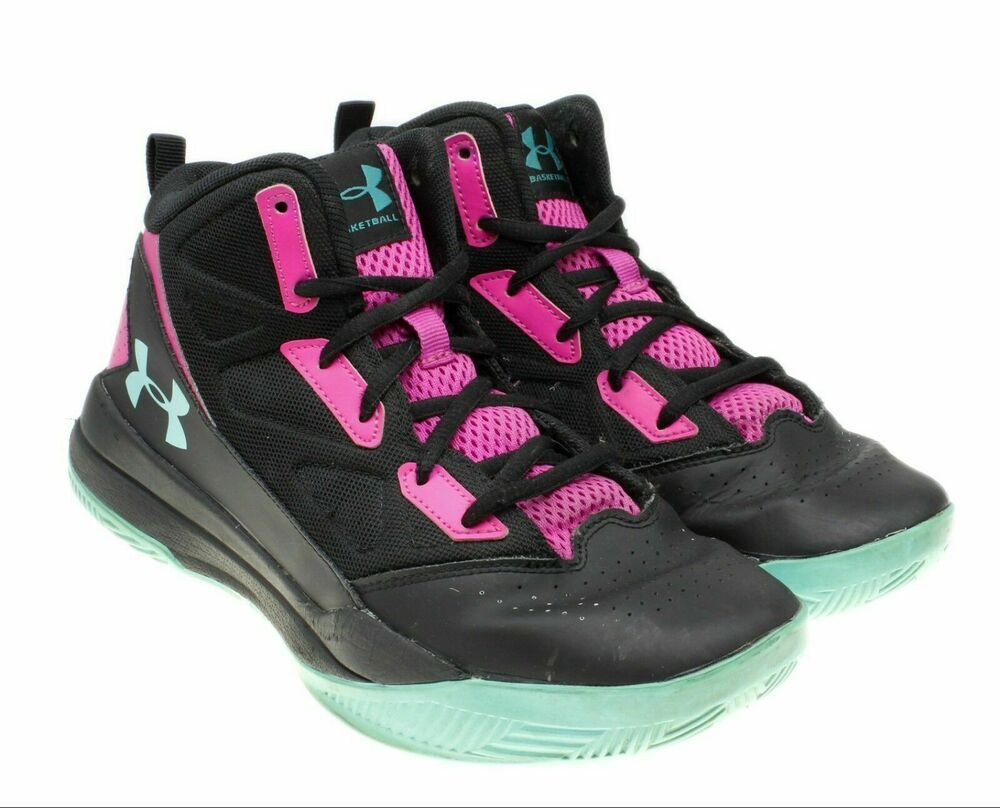 Under Armour Girl's Jet Mid Basketball