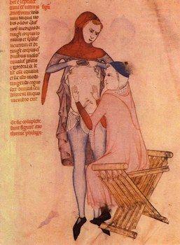 Le Sexe Au Moyen Age : moyen, Ambiances