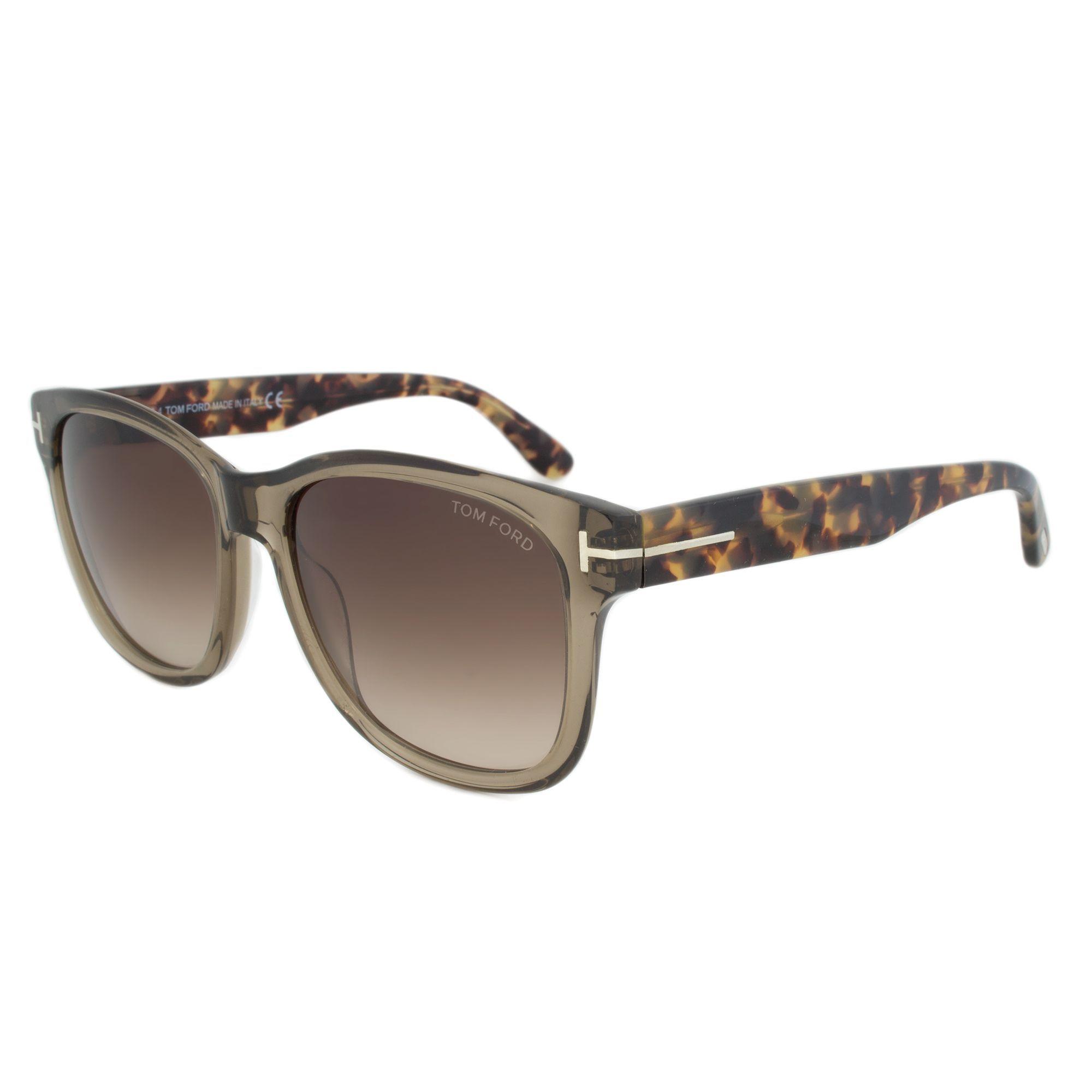 Tom Ford Sonnenbrille FT0395 34K Sonnenbrille Herren zOYw4f2
