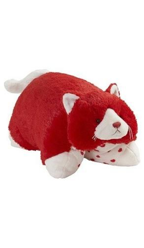 Valentine S Day Pillow Pet 10 Fun Valentine S Day Gifts For Kids Valentinesday Gifts Kids Animal Pillows Valentines Pillows Hello Kitty Pillow
