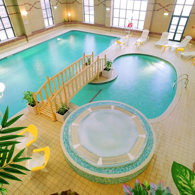 Luxury Pools | Cool Indoor Pools , Luxury Pools And Spas , Cool Pool  Designs ,
