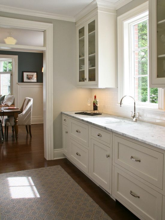 benjamin moore stonington gray - miss this color! Primary ...
