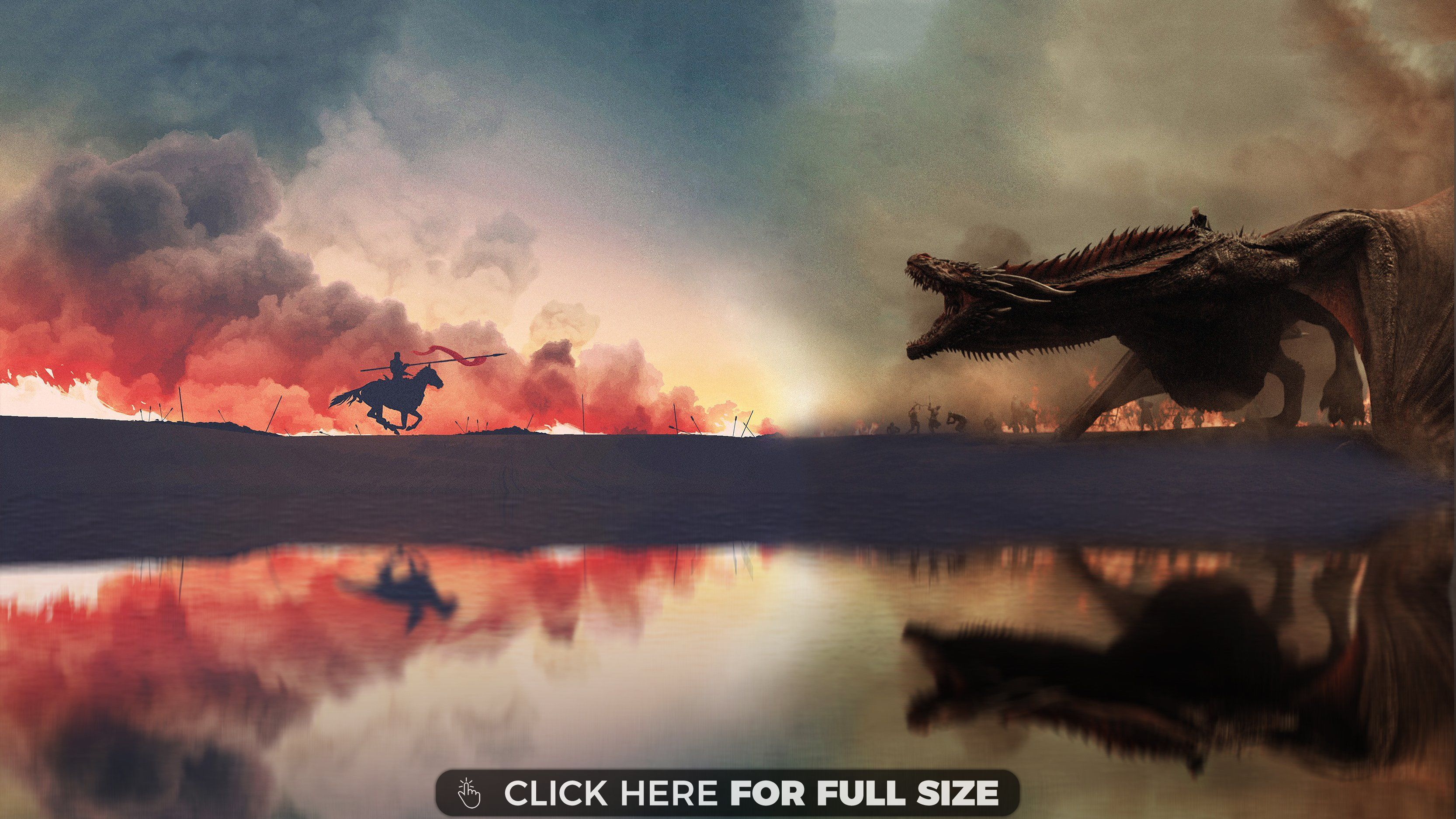 Loot Train Attack Hd Wallpaper Game Of Thrones Artwork Got Wallpaper Game Of Thrones Dragons