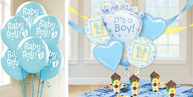 It S A Boy Balloons Party City Party City Balloons Its A Boy Balloons Balloons