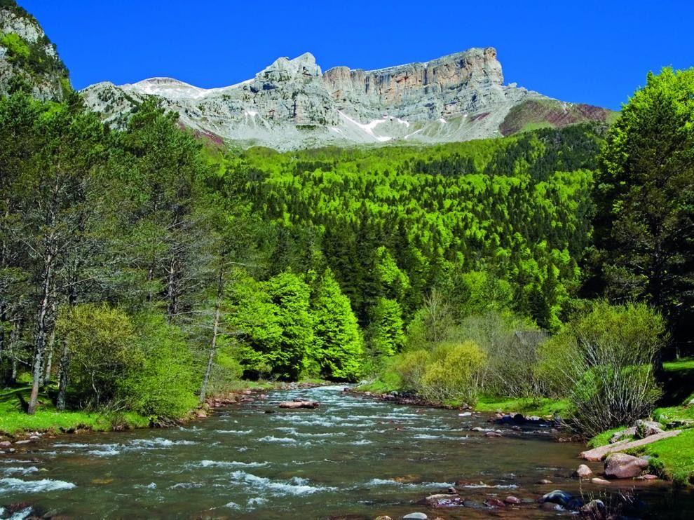 Tchipeta Alto 2189 M Pirineos Selva De Oza Valle De Hecho Huesca Valle De Hecho Montañas España Paisajes