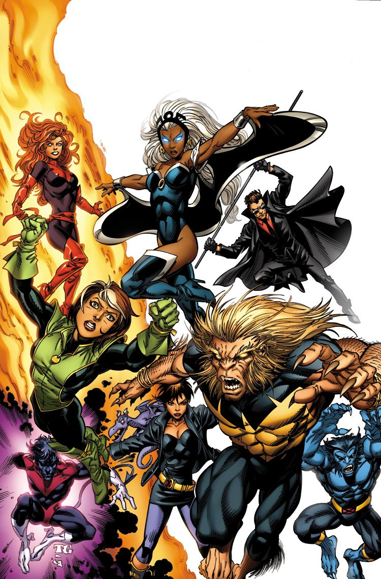 X Men Characters Comic Uncanny X-Men 510 – ...