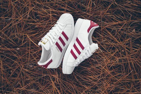 Adidas Superstar Foundation - White