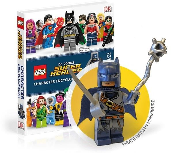 LEGO Pirate Batman is coming!