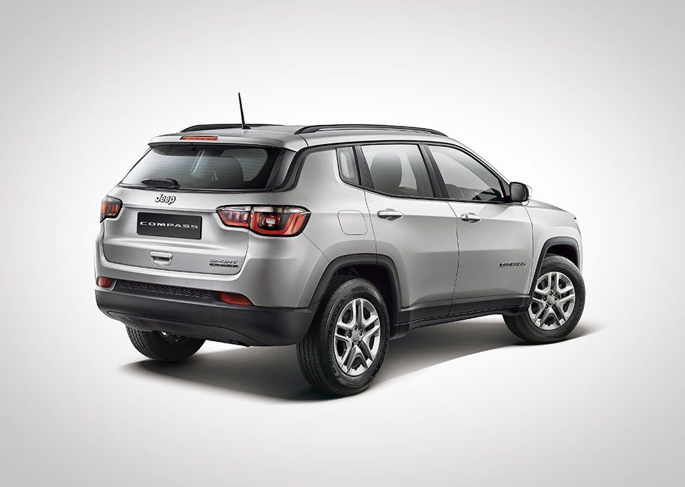 Jeep Compass Sport Plus Launched at Rs 15.99 Lakhs (Ex
