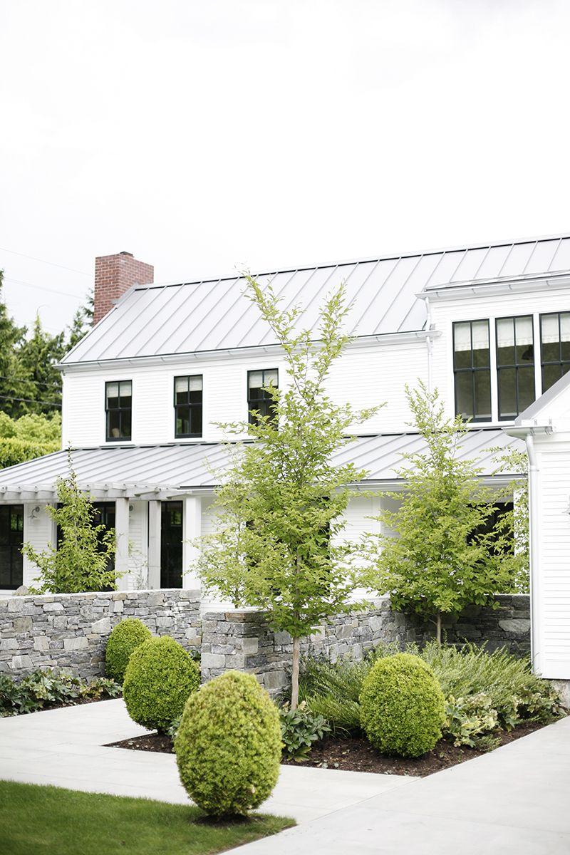 Katiemedina 406 Modern Farmhouse Exterior Farmhouse Landscaping Farmhouse Exterior