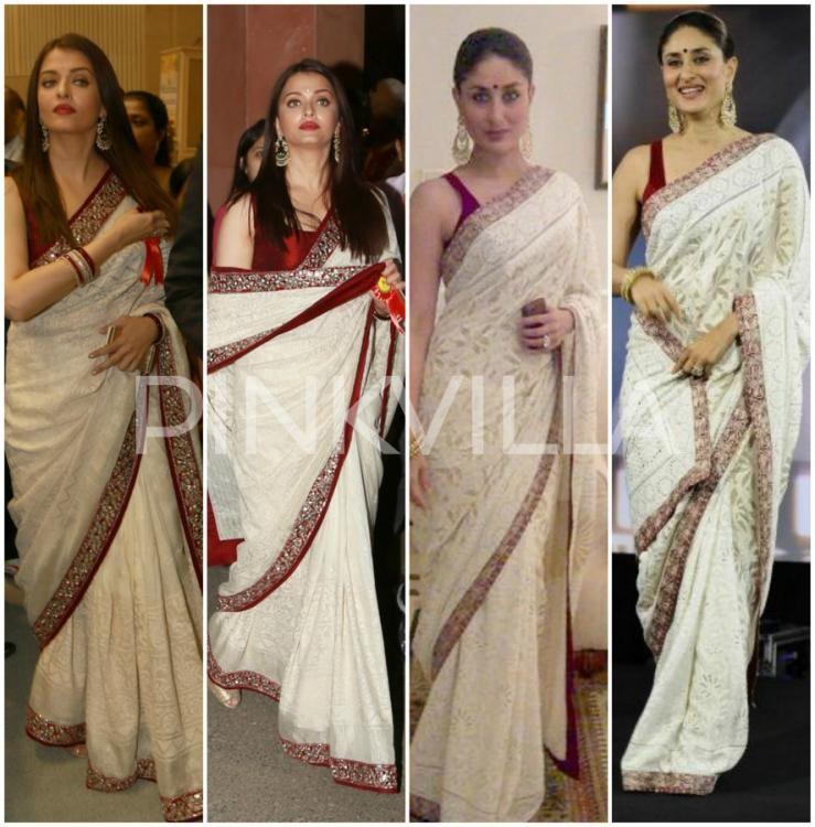 14e0d531be11d Who wore Manish Malhotra better   Aishwarya Rai Bachchan or Kareena ...